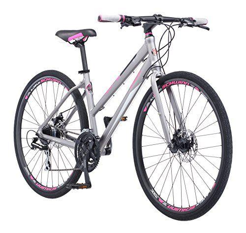 Schwinn Women S Phocus 1500 Flat Bar Road 700c Wheel Bicycle Matte Grey 17 One Size For Sale Velosiped