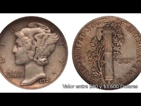 1940 1943 Mercury Dimes Youtube Mercury Coins Silver