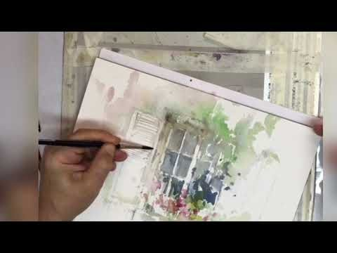 Art Techniques Painting Youtube