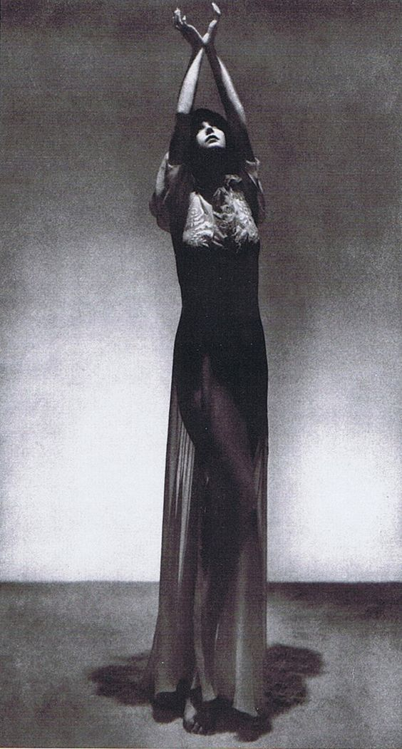 Man Ray, Portrait of Lee Miller - Flying Head, c. 1930