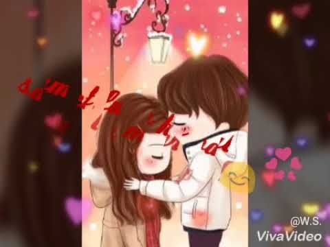 Cartoon Love Whatsapp Status On Hindi Song Youtube