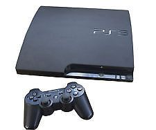 Sony PlayStation 3 Slim 320 GB Charcoal Black Console (CECH-3003B)  https://t.co/kraWCaEtMv https://t.co/qXDtwjpIWv