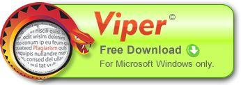 Viper: free plagiarism scanner (μόνο που στην έκδοση αρχών 2012 δεν δουλεύει για τα ελληνικά)...