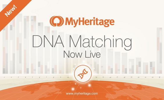 MyHeritage DNA Matching is Now Live!  In May of this year, MyHeritage gave users who had taken a DNA test the ability to upload DNA data to benefit from free DNA matching (after MyHeritage had completed developing it). Now, MyHeritage has announced that DNA Matching technology is ready and live!  MyHeritage compares DNA data of individuals, which has been uploaded to the MyHeritage website, in order to find matches based on shared DNA. Your DNA matches are people who are highly likely to be…