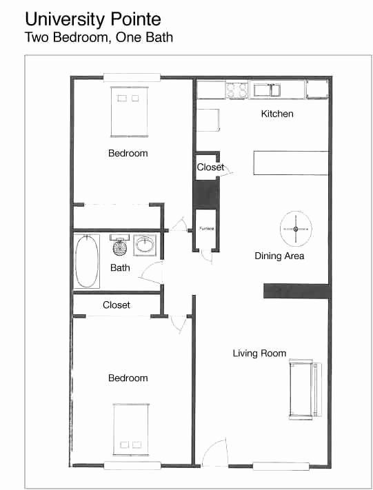 2 Bedrooms House Plans Best Of Simple House Plans Custom Beauteous Simple House Designs 2 In 2020 Small House Floor Plans Two Bedroom Floor Plan Bedroom Floor Plans