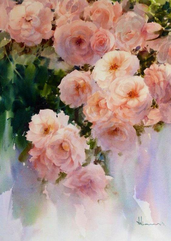 Adisorn Pornsirikarn love impressionism
