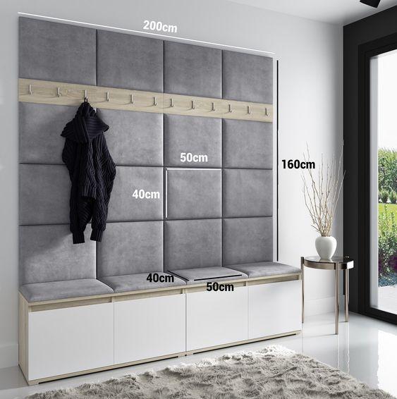 Garderoba Hello Do Przedpokoju Stylowa Wieszaki Meblefirany Pl In 2021 Hallway Designs Luxury Bedroom Design Hall Interior Design