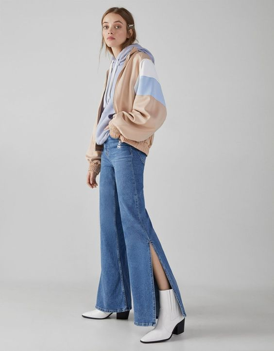 Our Fashion Crystal Ball Is Predicting These 7 Denim Trends For Fall+#refinery29