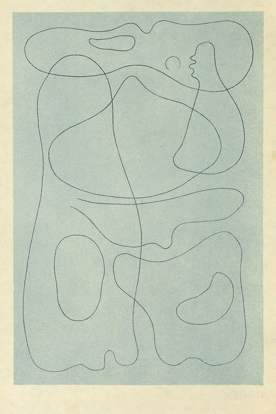 Source: bildwerk : Willi Baumeister, 1937