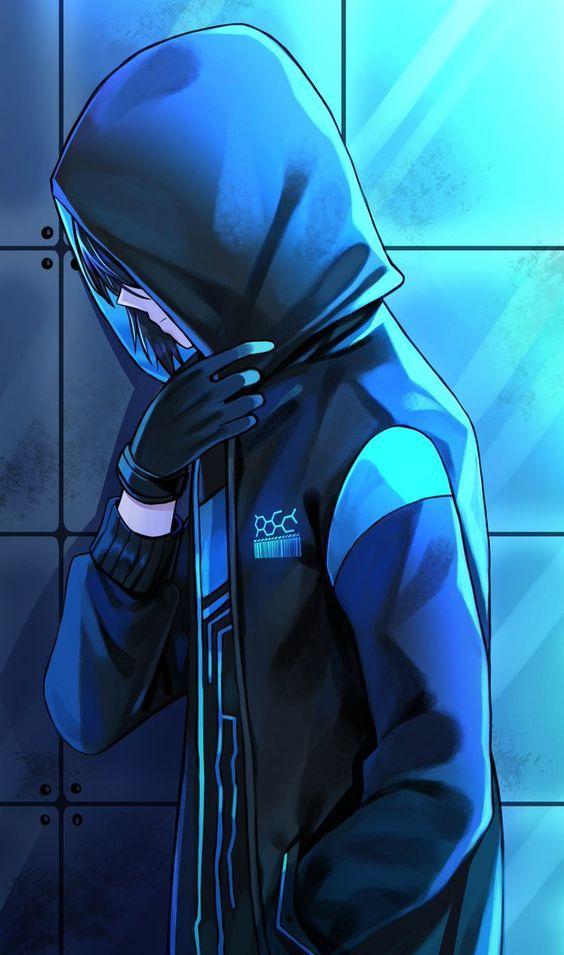 Cool anime wallpaper boy