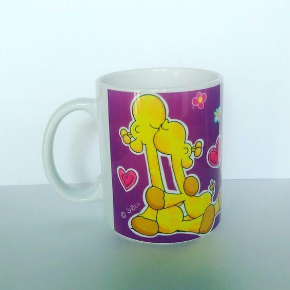Amor, amor, mugs perfecto para ese alguien especial.
