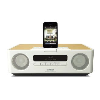 Awesome sound and small footprint. Nice design element.