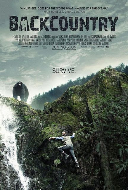 Backcountry (2014) - HD - [EnglishArabic]