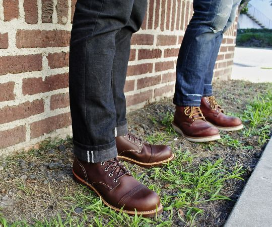 Another Look At The Red Wing Heritage Iron Ranger 8111 And