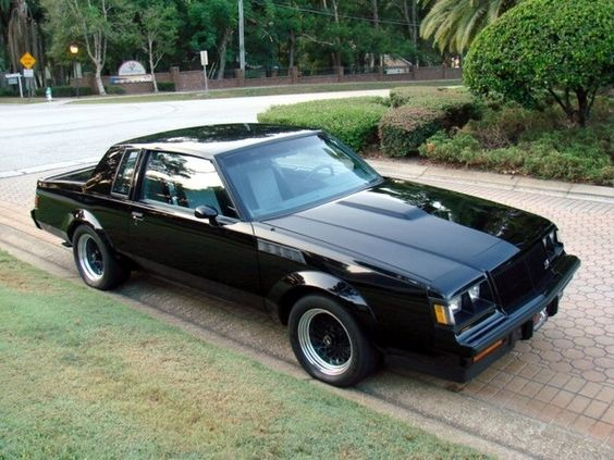 – 1987 Buick GNX