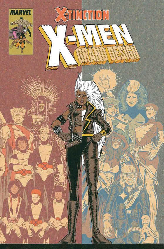 X Men Grand Design X Tinction 1 By Ed Piskor Marvelcomics X Men Grand Designs Comics