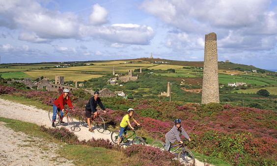 Cornwall has many trails from which to explore the county. http://www.secretearth.com/attractions/1715-explore-the-cornish-way