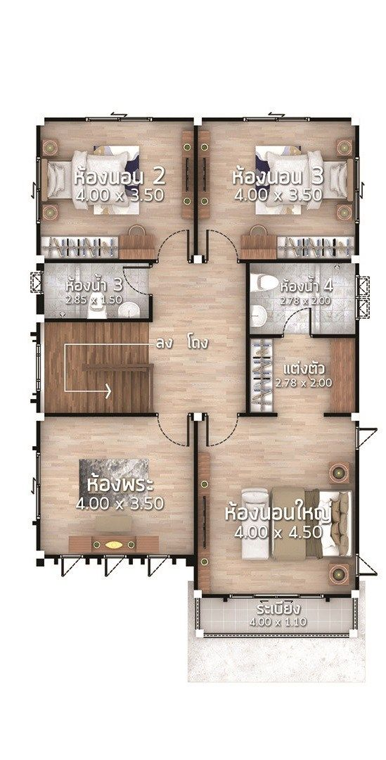 House Plans Idea 11x14 With 6 Bedrooms House Plans 3d Home Design Plans 6 Bedroom House Plans House Design
