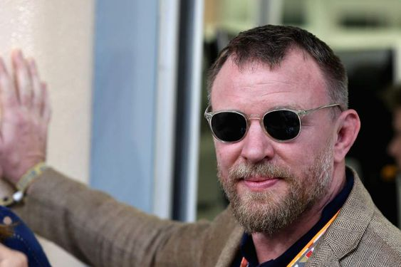 Guy Ritchie, director of Aladdin