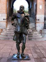 Toledo Quijote Cervantes