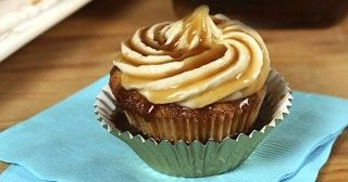 Boozy Baking: Triple Whiskey and Honey Cupcakes