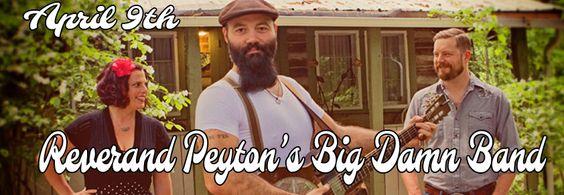 reverand peyton's big damn band