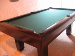 A29 Brunswick Billiards Solid Wood Hawthorne Black Cherry Pool Table. Sold  | Sold Used Pool Tables Billiard Tables Over Time | Pinterest | Pool Table  And ...
