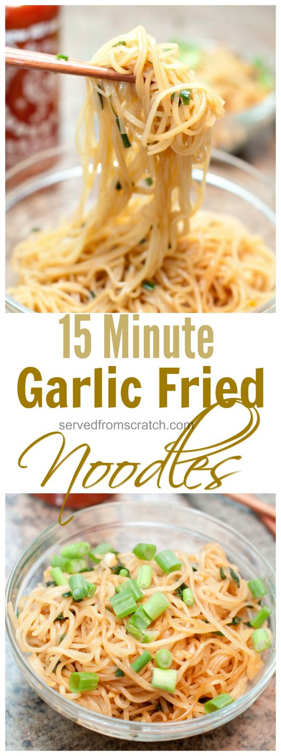 Just 15 minutes and 6 ingredients is all you need for this super easy…
