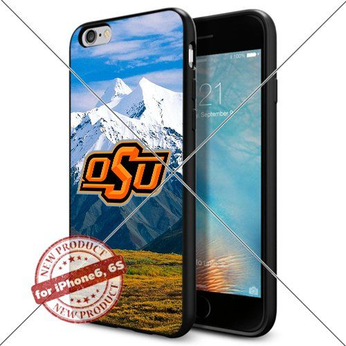 WADE CASE Oklahoma State Cowboys Logo NCAA Cool Apple iPhone6 6S Case #1430 Black Smartphone Case Cover Collector TPU Rubber [Forest] WADE CASE http://www.amazon.com/dp/B017J7GPDW/ref=cm_sw_r_pi_dp_YcJrwb03PTB55