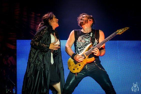 WITHIN TEMPTATION - Masters of Rock, Vizovice (CZ) 9-7-2015