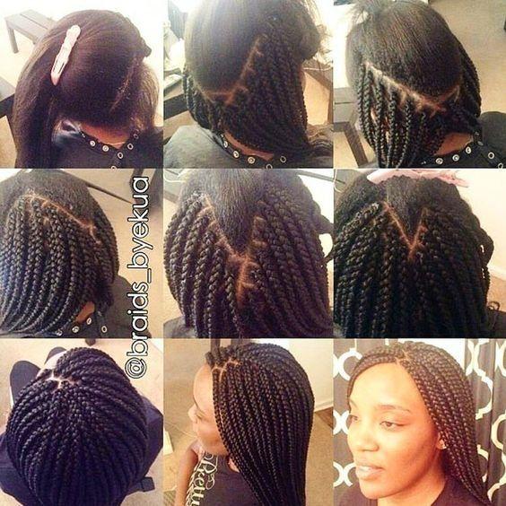 74 How To Braid Your Own Hair Black Beatifull Hair Styles