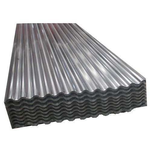SLATE GREY PVC COATED BOX PROFILE STEEL ROOFING SHEETS METAL ROOF SHEETS
