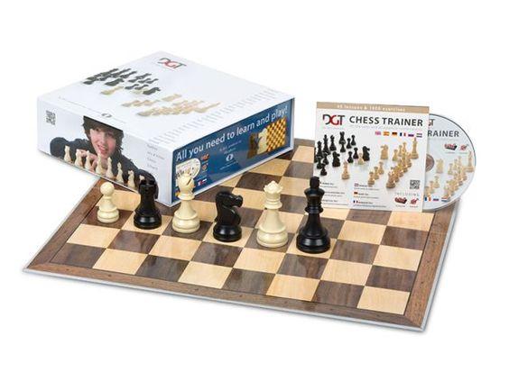 DGT Chess Box Blue