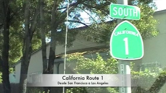 """Viaje por la mítica Route 1 con salida desde el Golden Gate Bridge de San Francisco y llegada a Los Angeles. ¡Espero que disfrutes del viaje!  Música: - """"Shadows in the Moonlight"""" de Josh Woodward. - """"Fleeting World"""" de Viola. Disponibles en Jamendo."""