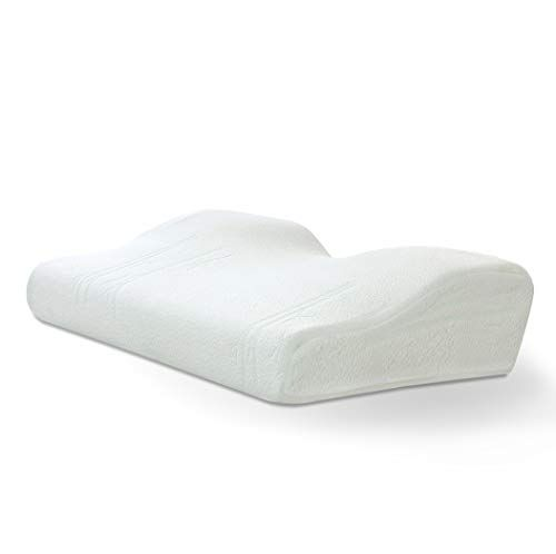 Marine Moon Memory Foam Pillow Orthopedic Neck Pillow With