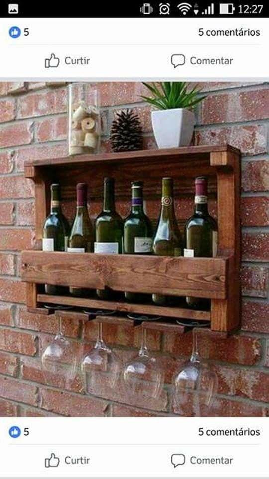 Epingle Par Jacques Lavigne Sur Rack A Vin Casiers A Bouteilles Palette Etageres A Bouteilles De Vin Et Vin Palette