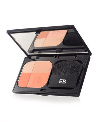 Edward Bess Monte Carlo Quad Royale: The key to a healthy, peachy, (safe) sun-kissed look. - http://www.bellebellebeauty.com/2012/04/edward-bess-monte-carlo-quad-royale/