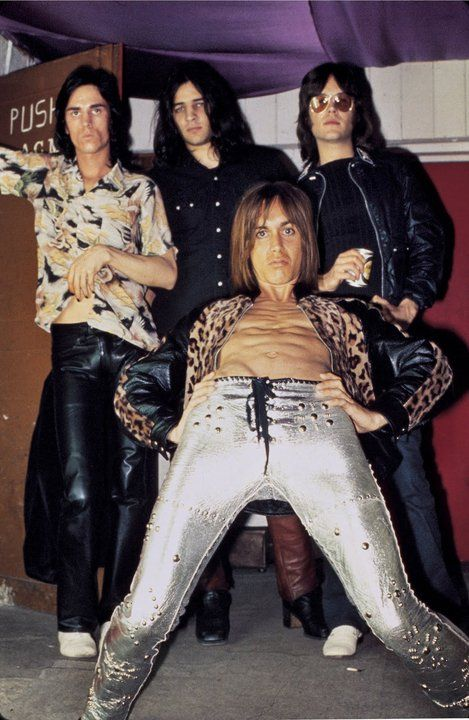 Iggy Pop & The Stooges:
