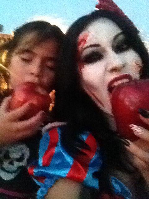 #zombiesnowwhite#2013