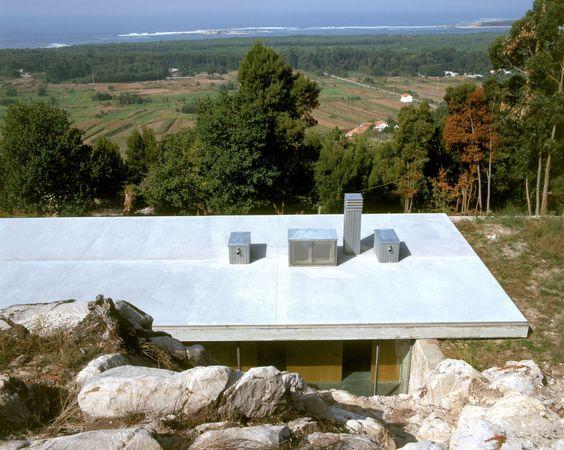 Eduardo Souto de Moura, Luis Ferreira Alves · House in Moledo
