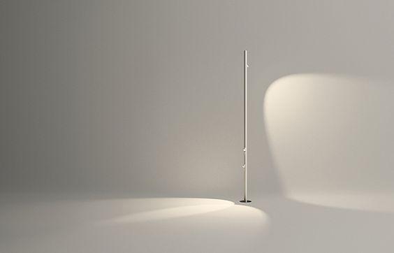 Vibia. Lampe d'extérieur Bamboo