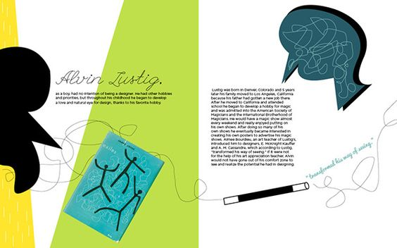 Sequential Book Design on Behance