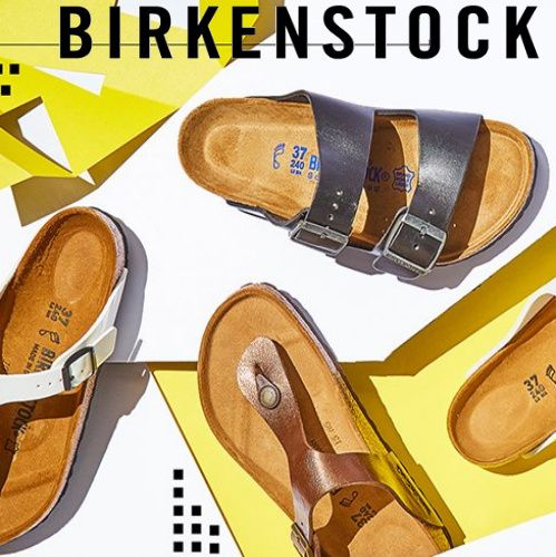 Up to 60% off Birkenstock Clearance