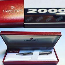 Penna a Sfera CARAN D'ACHE Ecridor 1901-2000 Edizione Limitata Ball Pen ������   eBay
