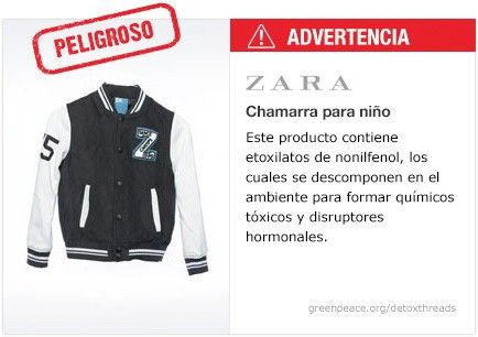 Zara Chamarra   #Detox #Fashion