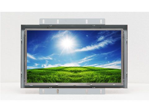 Ofu121vru S A 12 1 Inch High Bright Wide Open Frame Resistive Touch Screen Monitor Open Frame Touch Screen Monitor