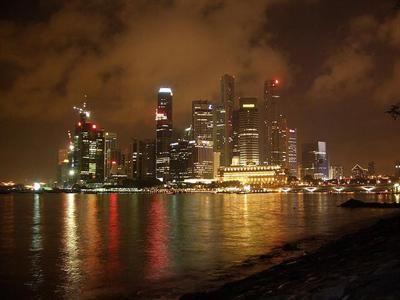 Singapore - TrekTraka Trip Viewer