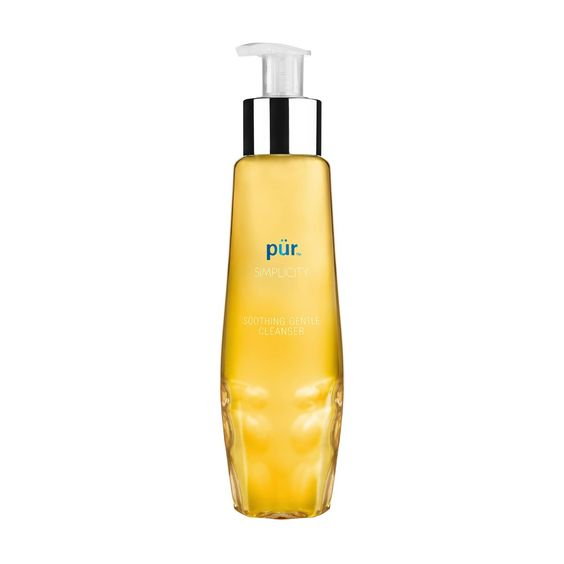 Pür Minerals Simplicity Soothing Gentle Cleanser is perfect for all skin types!