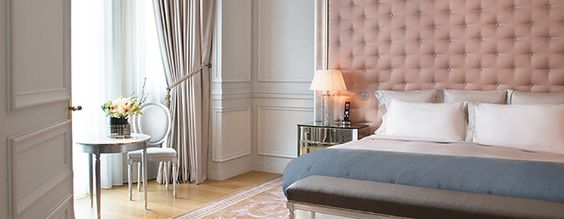Presidential Suite 241, Le Royal Monceau Raffles Hotel, Paris