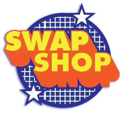 Swap Shop is on KXOX every Mon-Friday from 10:30am-11am with Richard. Call in 325-236-6655 to buy, sell or trade items. Remember NO pet breeders, job seekers, business calls, or firewood sales please.